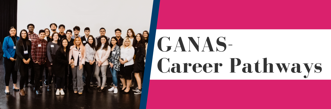 GANAS Career Pathways banner